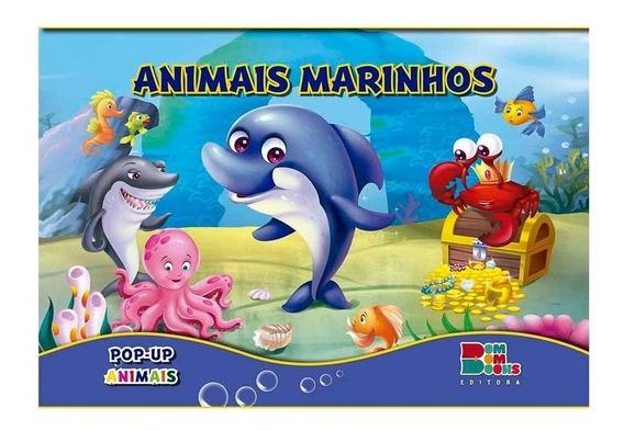 Livro Animais Marinhos