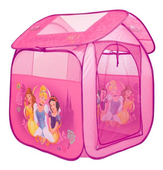 Barraca Portátil Casa Princesas Disney Zippy Toys Original