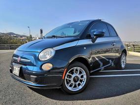 Fiat 500 1.4 Trendy Mt 2015