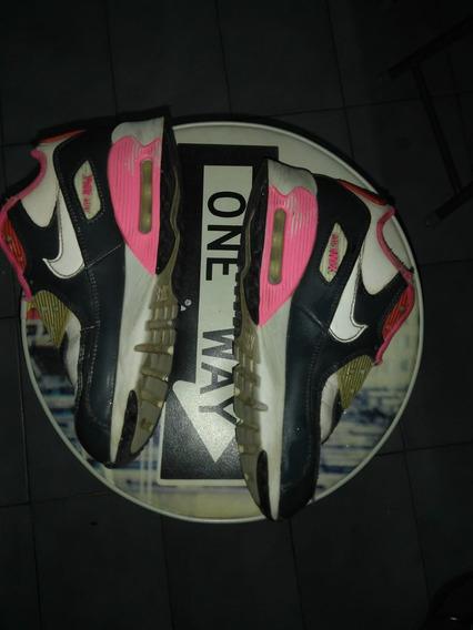 Tenis Nike De Couro Importado!
