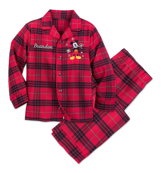 Pijama Disney Store Mickey Mouse