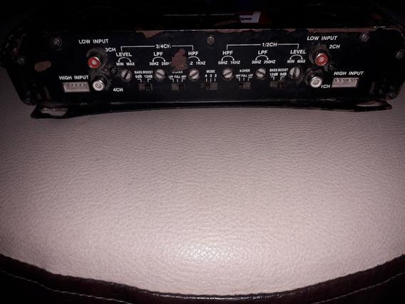 Amplificador O Planta Para Carros De 1.000w Y 4 Canales.