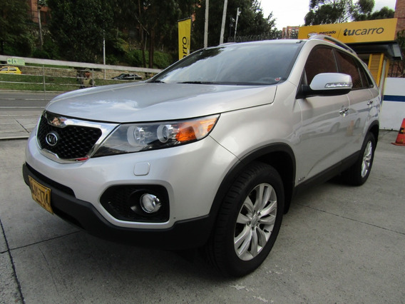 Kia Sorento Ex At 2200 7 Psjs Dsl