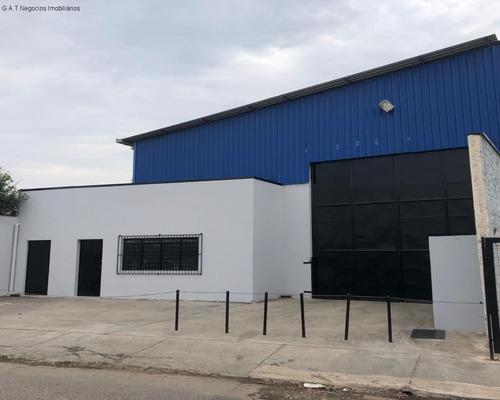 Barracão Para Locação No Iporanga - Sorocaba/sp - Ba00413 - 68128005