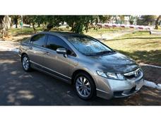 Honda Civic 1.8 Lxl Se Couro Flex Aut. 4p - Único Dono