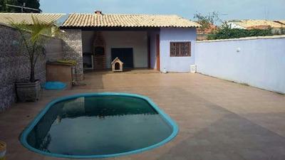 Casa Itaipuaçu Com 3 Quartos, Piscina E Churrasqueira - 365