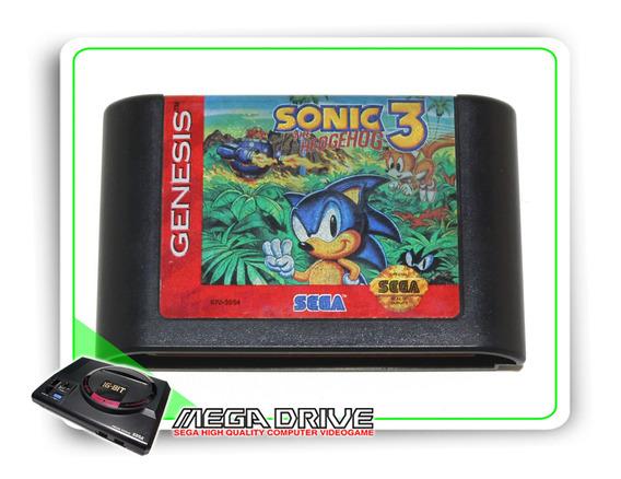 Sonic The Hedgehog 3 Original Sega Mega Drive - Genesis