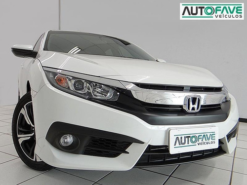 Honda Civic Civic Sedan Ex 2.0 Flex Cvt 4p Automático