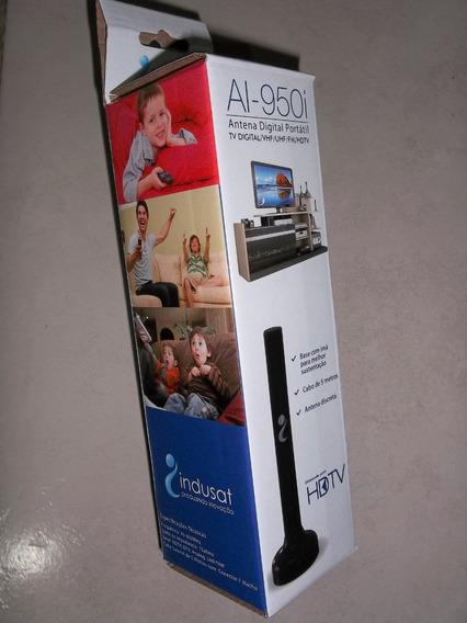 Antena Digital Interna Portátil Ai-950i
