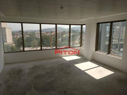 Sala, 45 M² - Venda Por R$ 315.000,00 Ou Aluguel Por R$ 1.125,00/mês - Alphaville - Barueri/sp - Sa0038