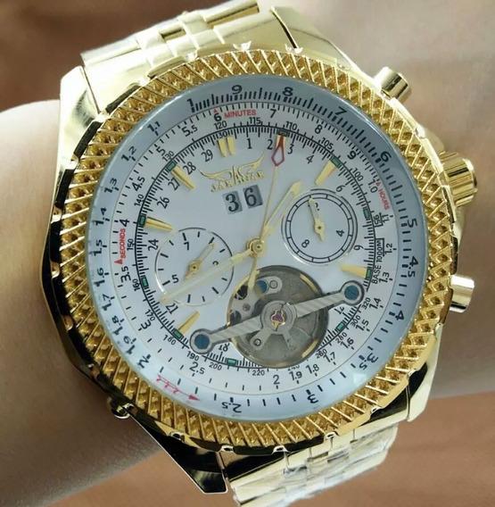 Reloj Para Hombre De Lujo