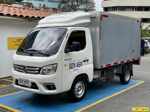 Foton Mini Truck Bj1030v4jv2-bh Mt 1500