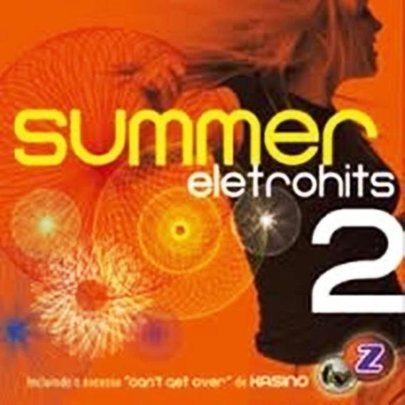 Vol 2 Cd Summer Eletrohits Funk Dance Black Pop Novíssimo