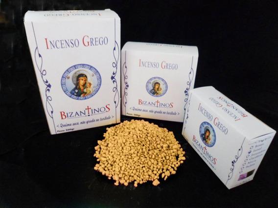 Incenso Grego Bizantinos Gardenia 500gr