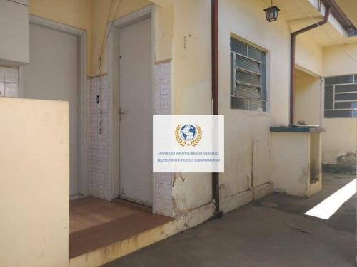 Imagem 1 de 6 de Casa Com 3 Dormitórios À Venda, 238 M² Por R$ 600.000,00 - Vila Nova - Campinas/sp - Ca1370