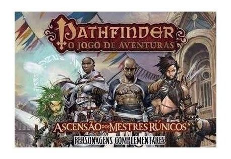 Pathfinder Card Game - Personagens Complementares - Em Port.