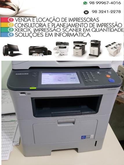 Impressora Multifuncional Samsung Scx 5835