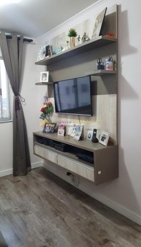 Apartamento Em Condomínio Padrão Para Venda No Bairro Jardim Vila Formosa, 2 Dorm, 1 Vagas, 46 M - 4765