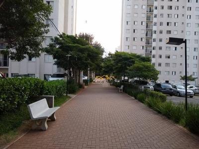 Apartamento Com 3 Dormitórios Para Alugar, 56 M² Por R$ 1.500/mês - Cocaia - Guarulhos/sp - Ap0844