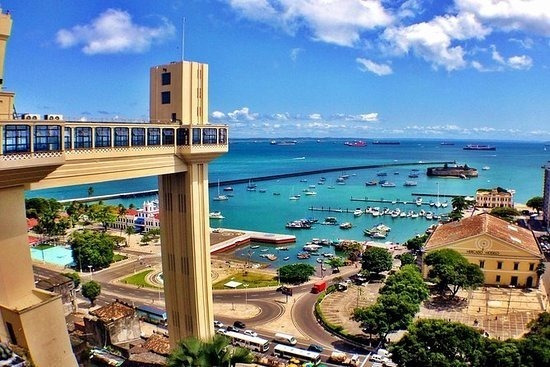 Cenário Foto Real De Salvador Bahia Para Fsx/p3d
