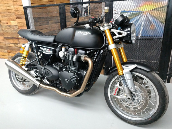 Triumph Thruxton R 1200 2017 Impecable