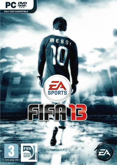 Fifa 13 Pc Original Promoção Frete Gratis!