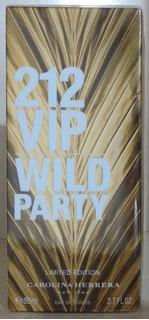 Carolina Herrera 212 Vip Wild Party 80 Ml