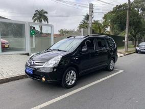 Nissan Livina Grand Sl 1.8 16v Aut 2014