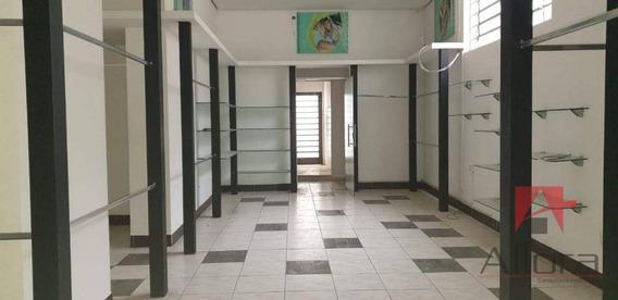 Loja Para Alugar, 138 M² Por R$ 6.500,00/mês - Centro - Bragança Paulista/sp - Lo0015