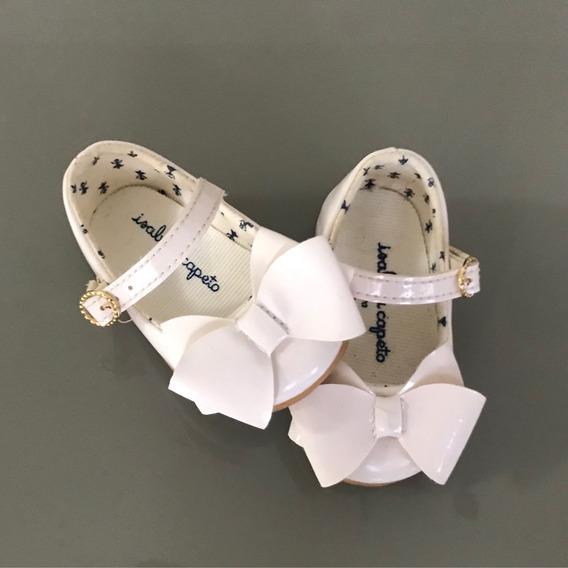 Sapato Infantil Isabela Capeto Tam 16.