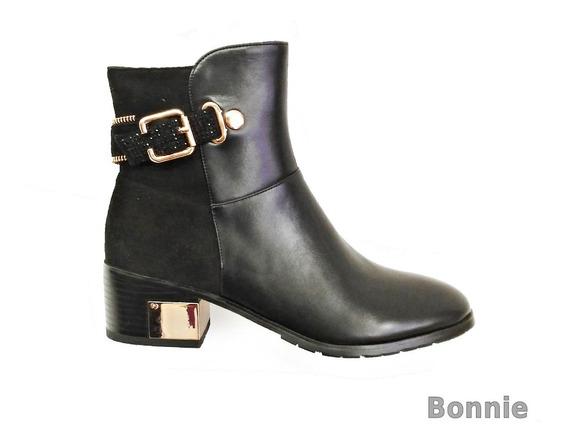 Bota Taco Bajo - Bonnie
