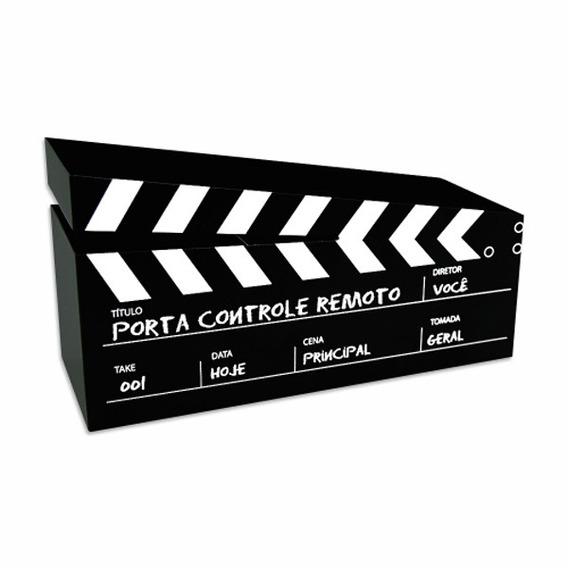 Porta Controle Remoto Cinema - Claquete De Diretor