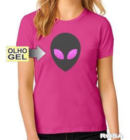 Baby Look Alien Alienigena Camiseta Feminina
