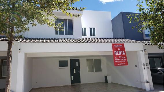 Se Renta Casa Seminueva Residencial Sierra Nogal