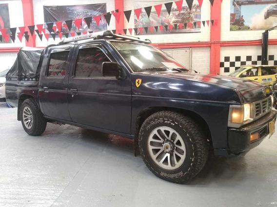 Nissan D21 1997