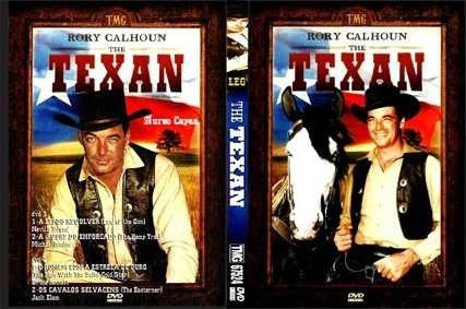 O Texano - Dublado E Legendado- Digital-4 Dvds-frete R$10,00