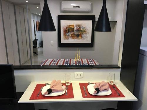 Studio Para Alugar, 38 M² Por R$ 1.960,00/mês - Vila Augusta - Guarulhos/sp - St0086
