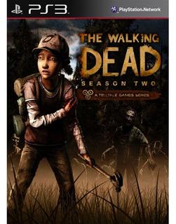 The Walking Dead Season Two - Juego De Ps3 - Físico