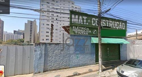 Imagem 1 de 2 de Barracão À Venda, 261 M² Por R$ 2.700.000,00 - Centro - Campinas/sp - Ba0031
