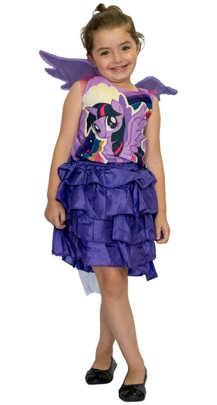 Disfraz Pequeño Pony Twilight Sparkle Con Luz Newtoys Manias