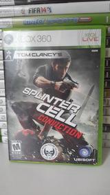 Splinter Cell Conviction - Xbox 360 - Original Frete 12