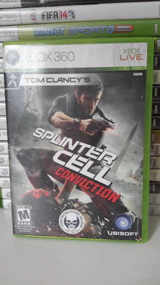 Splinter Cell Conviction - Xbox 360 - Original