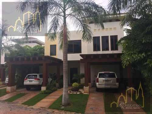 Villa En Renta Amueblada Yucatan Country Club