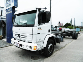 Mercedes-benz Mb 1718 2011 No Chassi , Unico Dono