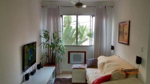 Apartamento Com 3 Dormitórios À Venda, 65 M² Por R$ 385.000 - Pechincha. - Ap0087