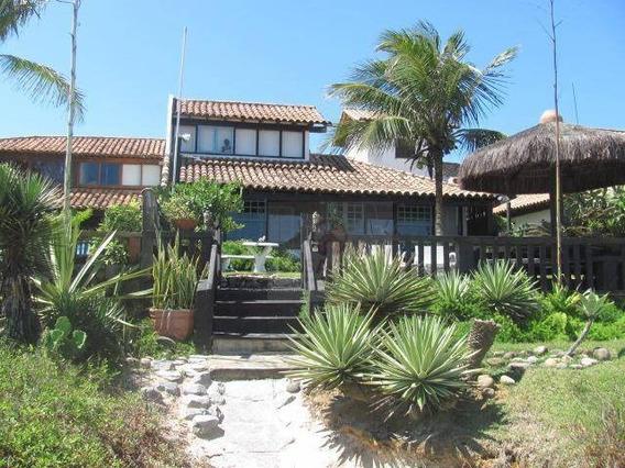 Casa Residencial Para Locação, Geribá, Armação Dos Búzios. - Ca0002
