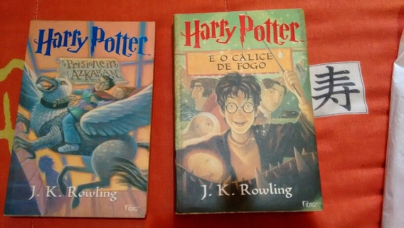 Harry Potter - Kit 2 Livros