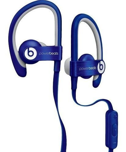 Fone De Ouvido Beats Powerbeats 2 Azul - Original
