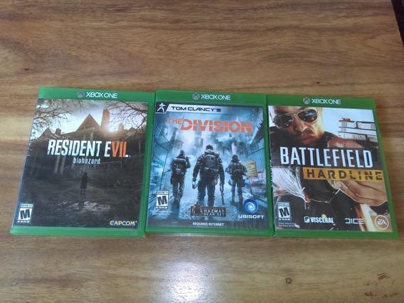 Juegos De Xbox One Originales Solo Interesado Por Favor