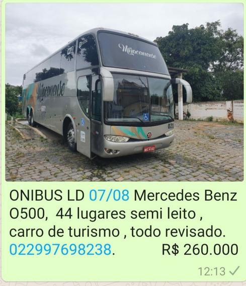 Onibus Ld 2007/08 Mercedes Benz O500 .